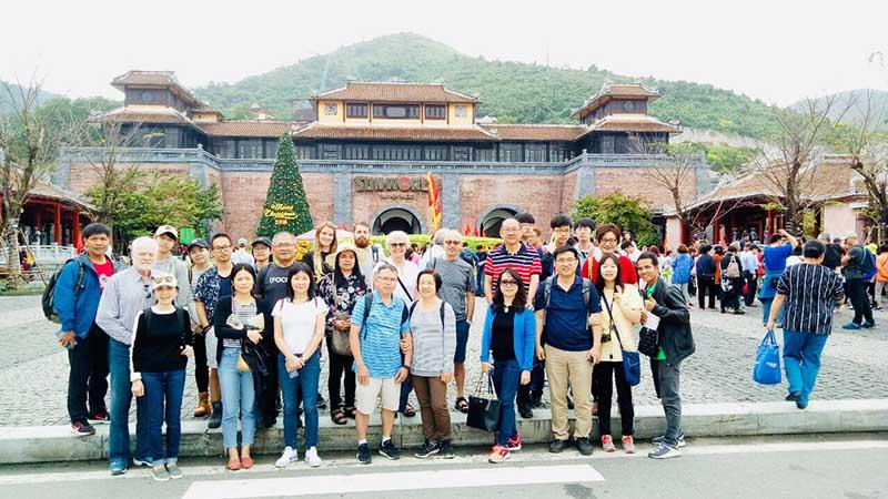 Tour đoàn thể Đà Nẵng