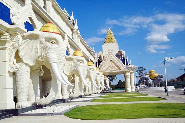Địa điểm du lịch ở Lào
