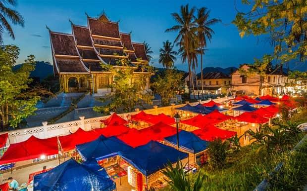 Địa điểm du lịch tại Lào đẹp nhất