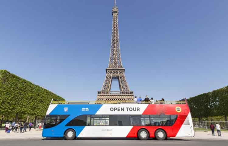 Du lịch Open Tour là gì