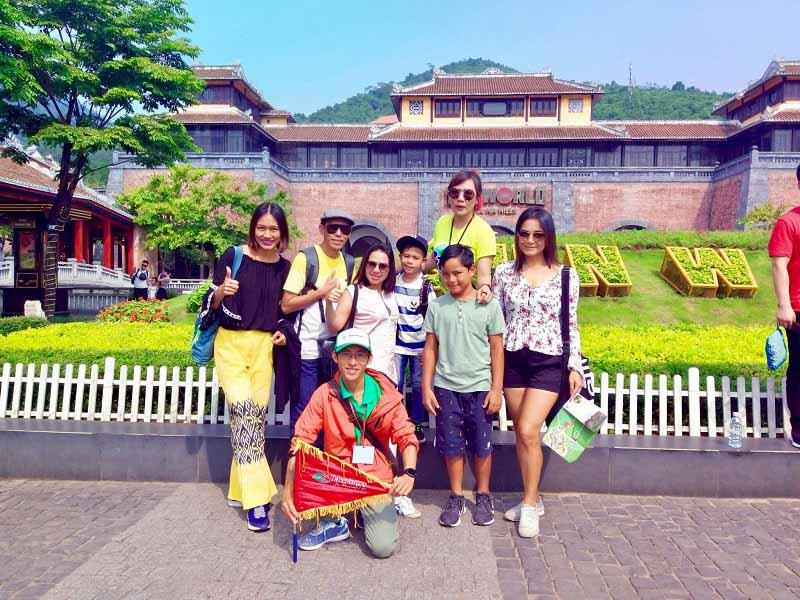 Du Lịch theo tour Đà Nẵng