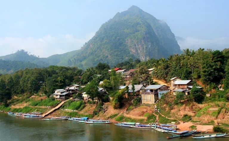 Địa điểm du lịch ở Lào đẹp