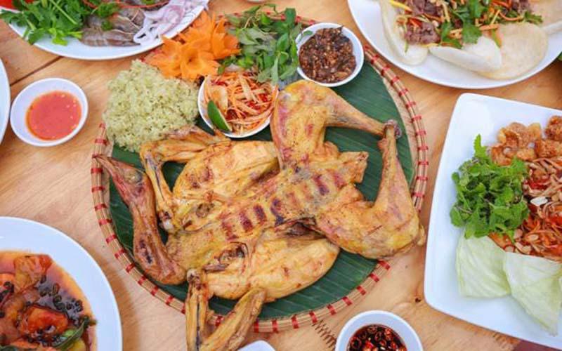 Món ăn đặc sản Lào