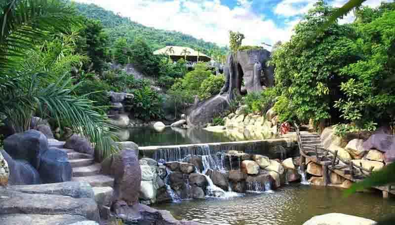 Tour ghép Núi Thần Tài