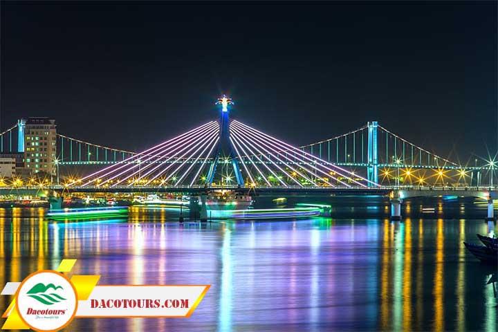 Cầu sông Hàn quay để làm gì