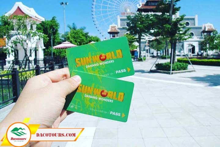giá vé công viên châu á