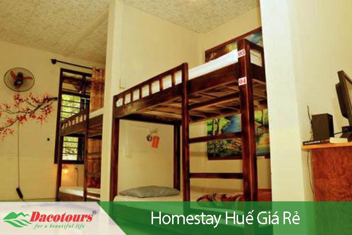homestay Hue đẹp