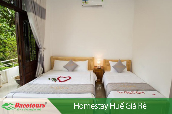 Homestay đẹp tại Huế